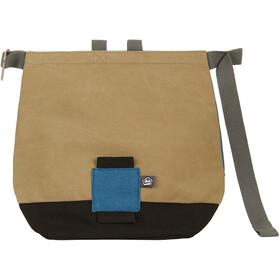 E9 Gulp C Bolsa de Tiza, marrón/negro